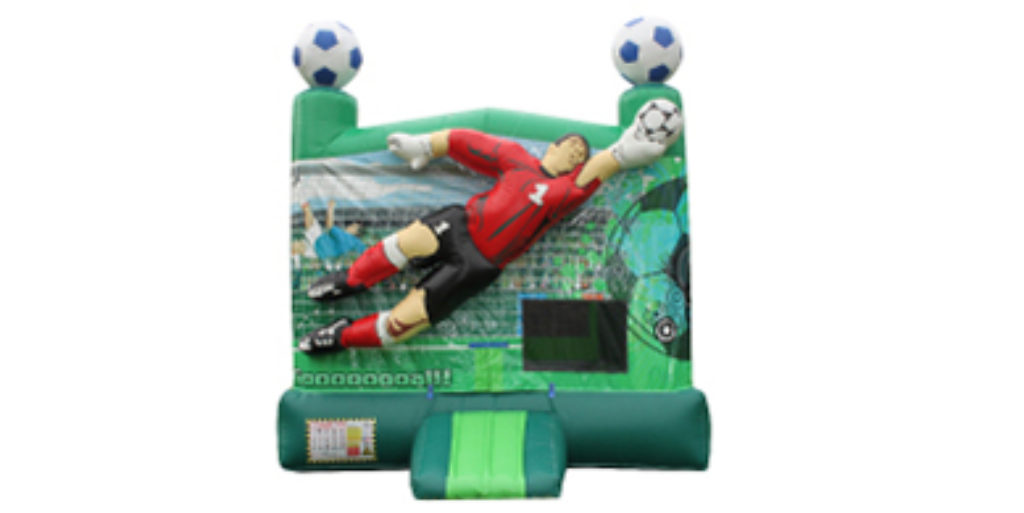 Soccer Bounce House Rental