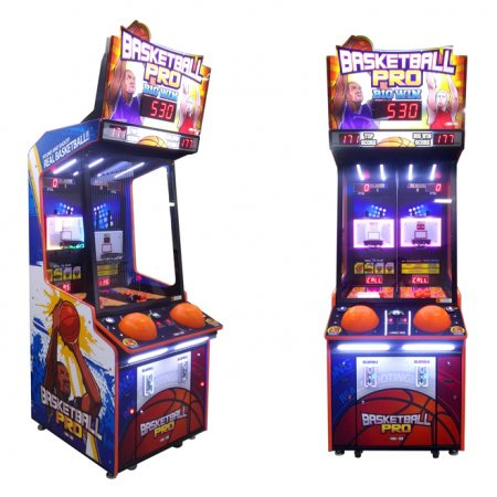 Basketball Arcade Game Rental California